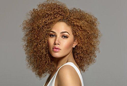 Hair ideas for mixed-race hair