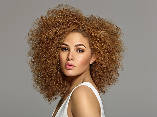 Hair ideas for mixed-race hair