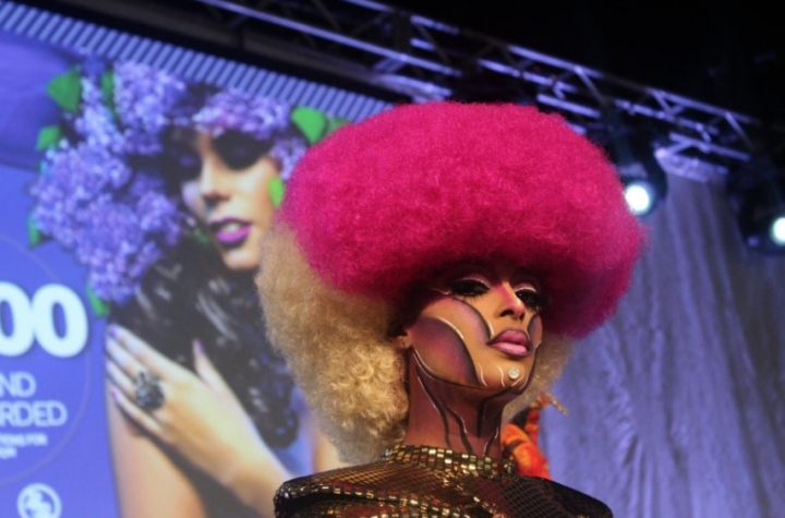 Bronner Bros Show 2018 with Hair-iD
