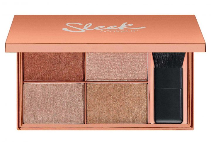 Sleek MakeUP Copperplate Highlighter Palette