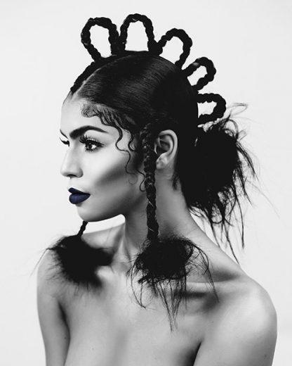 Structured braids
