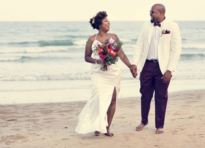 9 tips on choosing plus size wedding dresses