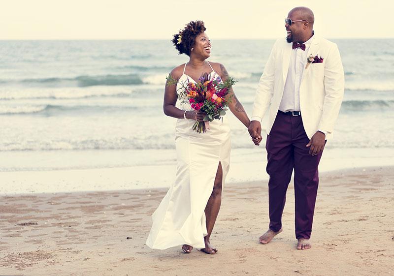 9 tips on choosing plus size wedding dresses