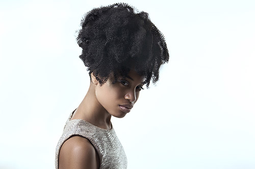 Natural hairstyles you can do at home