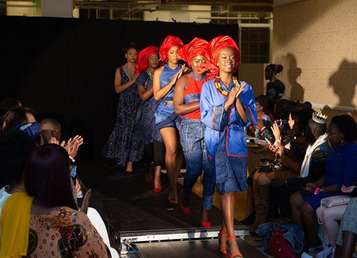 Fashion4Africa UK 2018 | Model and designer finals