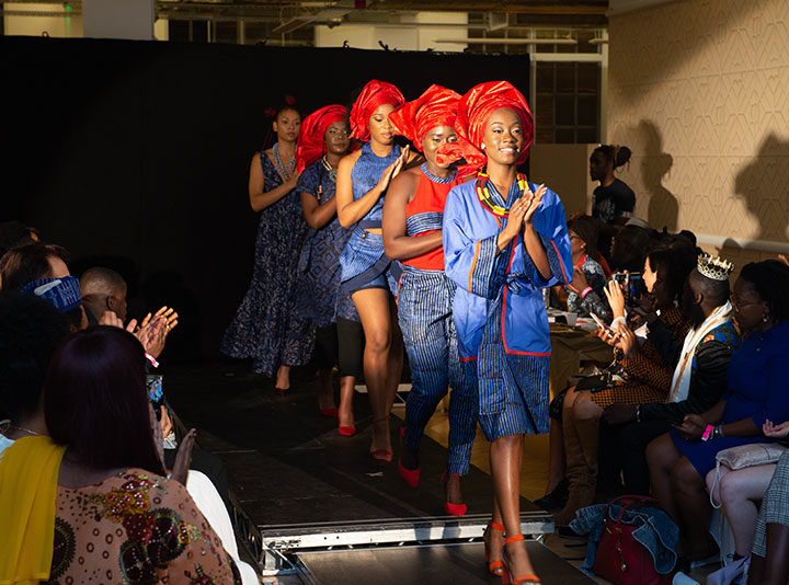 Fashion4Africa UK 2018 | Model and designer finals