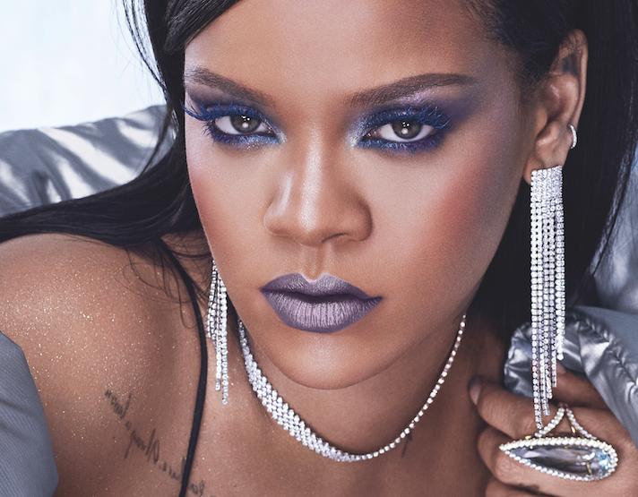 Rihanna's first-ever tutorial