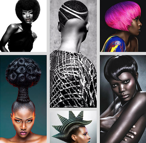 Black Beauty Sensationnel Hair Award Winners