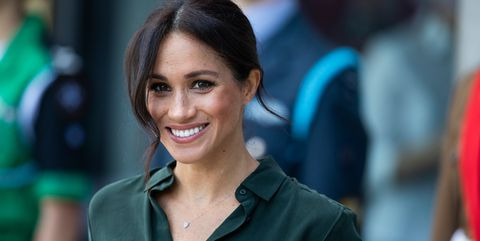 Revealed: Meghan Markle's secret for mum-to-be's smooth skin