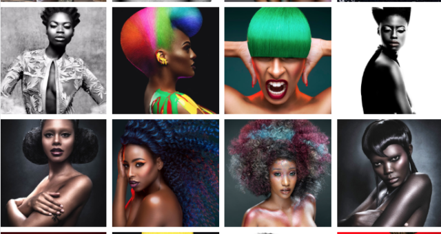 Black Beauty Sensationnel Hair Awards 2018 Highlights