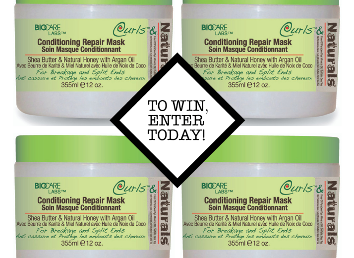 6x Biocare Labs Conditioning Repair Masks to be won!