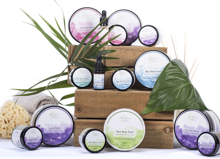 Women in business | Shalom Lloyd of Naturally Tribal Skincare