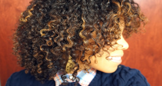 Pintura – the perfect hair colouring technique for curly hair