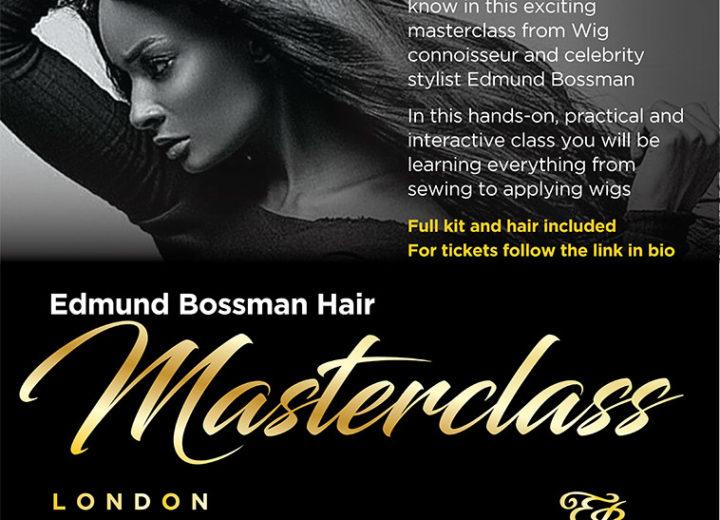 Edmund Bossman weave masterclass
