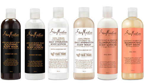 Shea Moisture launches Bath and Body range