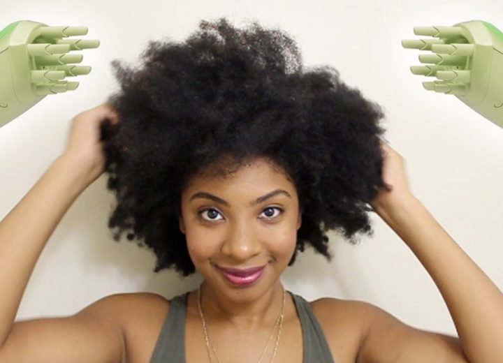 New natural haircare products