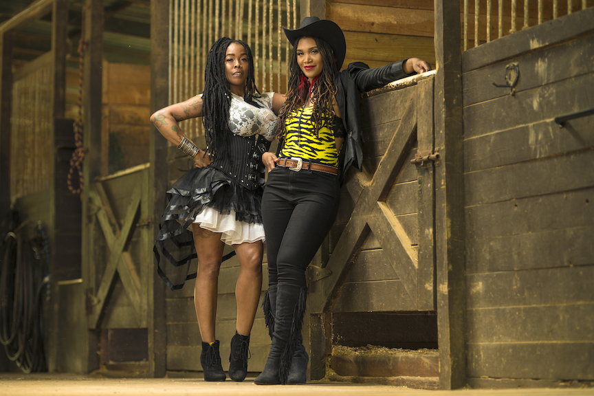 9 black Hollywood influencers redefining cowboy culture