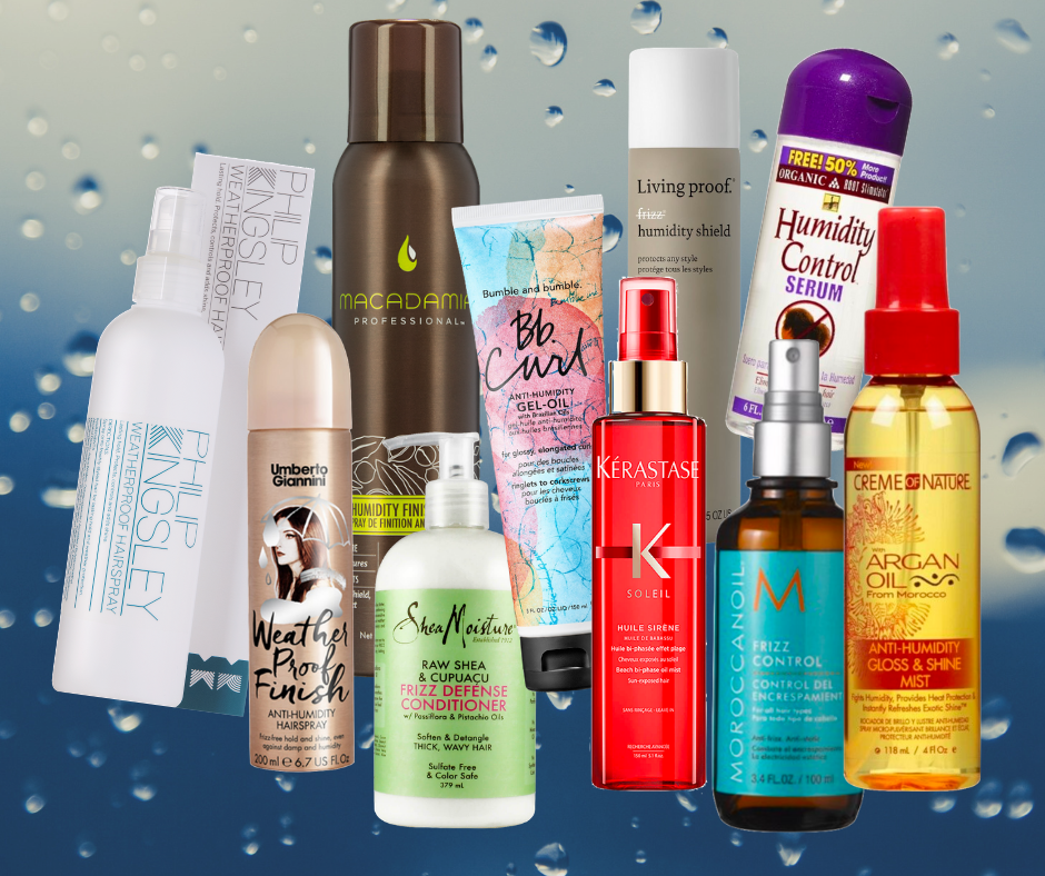 Are you suffering from 'humidity hair'?