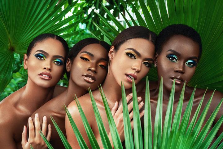 Tropical Dreams Eyeshadow Palette from OPV Beauty
