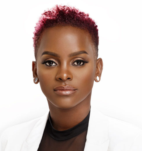 Dionne Smith launches exclusive hairdresser's hub