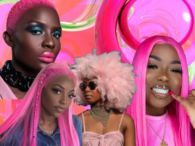 The Top Pink Hair Colour Trends and How to Care for Them