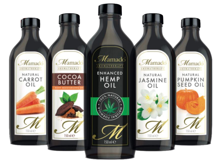 10x Mamado Aromatherapy Oils to be won