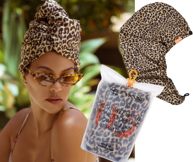 AQUIS X Poosh Limited Edition Turban
