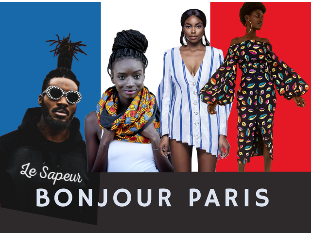 Parisian-based African designers on our radar