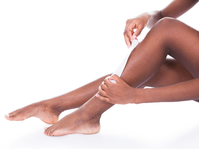 Dr. Numb Topical Numbing Cream takes the sting out of waxing