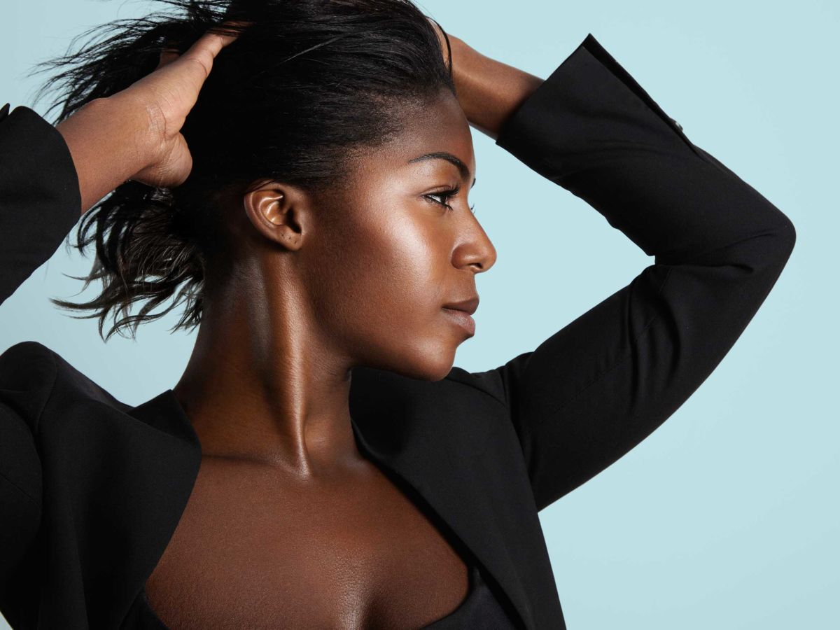 Good growth for afro hair starts with a healthy scalp