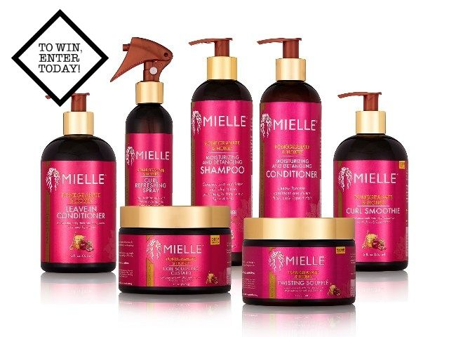 6x Mielle Organics Pomegranate & Honey collections to be won
