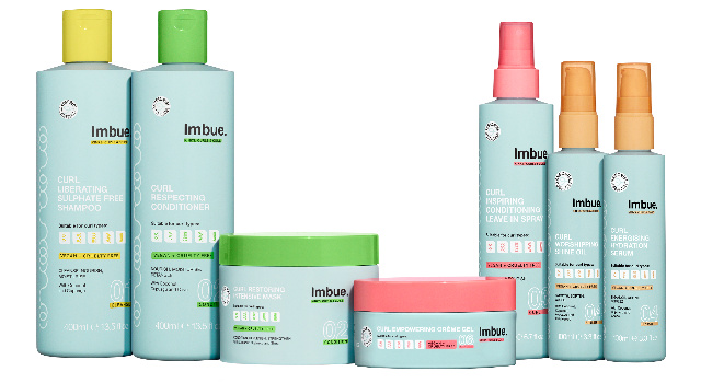 Imbue The New Curly Girl Compliant Haircare Range