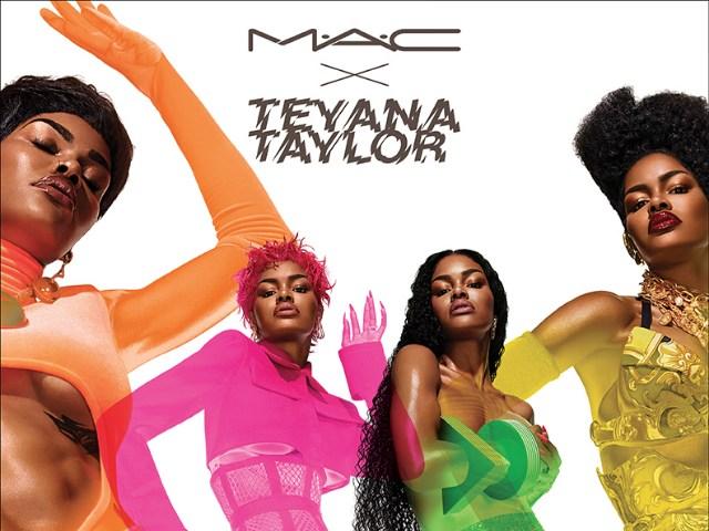 MAC Cosmetics X Teyana Taylor