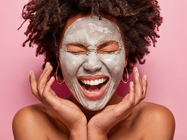 5 Luxury face masks