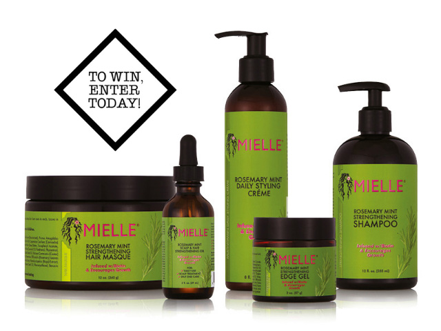 3x Mielle Rosemary Mint Collection Sets
