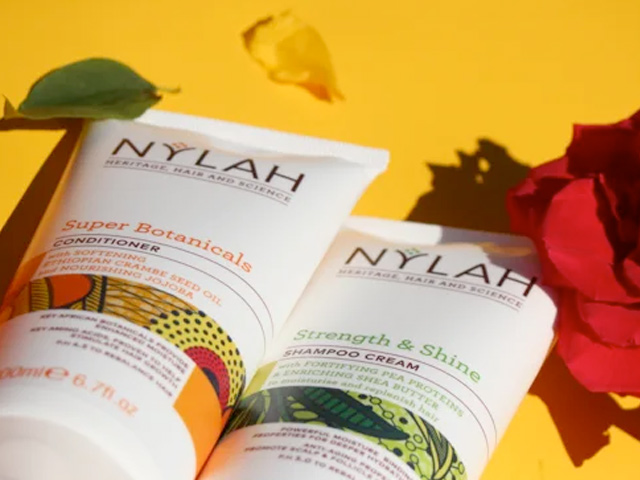 Nylah's Naturals celebrates Black History Month with award