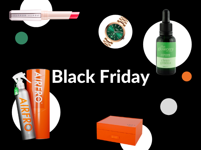 Black Friday deals on Black founder products