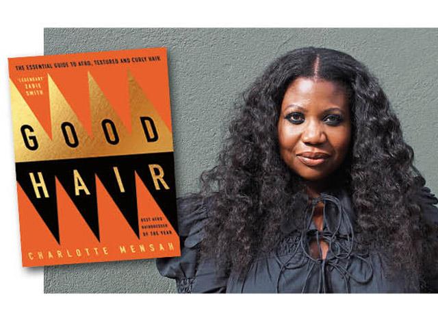 5x Good Hair books by Charlotte Mensah to be won