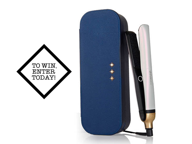 Win a ghd platinum+ styler in our giveaway comp