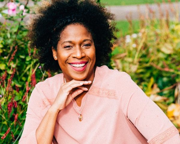 Natural hair care for afro hair during the menopause