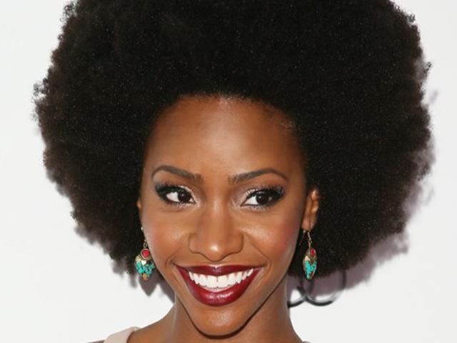 Teyonah Parris Hair Crush