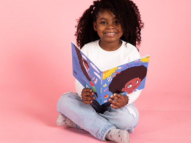 New kids' books put Black heroes and their hair centre stage