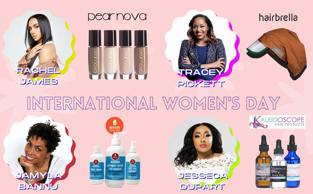 4 Woman-Owned Brands to Celebrate on International Women's Day