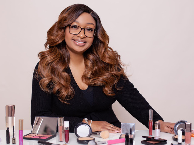 What's In A Celebrity Makeup Artist's Kit? Joy Adenuga Reveals All