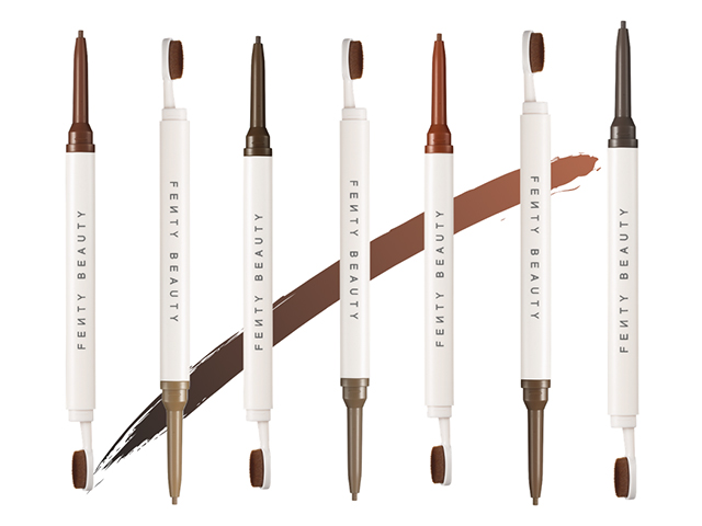 Fenty Beauty Launches Eyebrow Pencils In 14 Shades