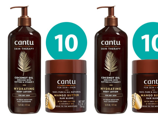 10x Cantu Skin Therapy Duos to Give Away