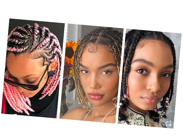 You Need to Know These Tips to Keep Your Braided Bobs Sleek