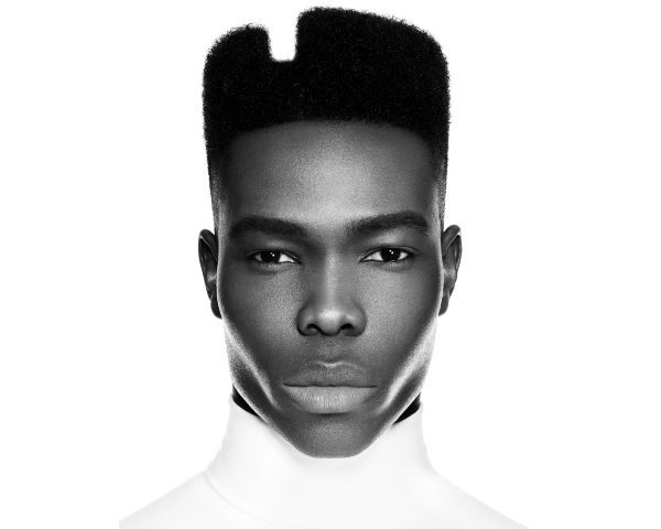 Get the Look: Precision Men's Afro Hair Cut How-to