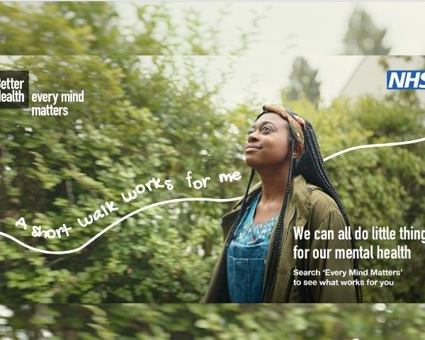 New Every Mind Matters Campaign to Improve Mental Health