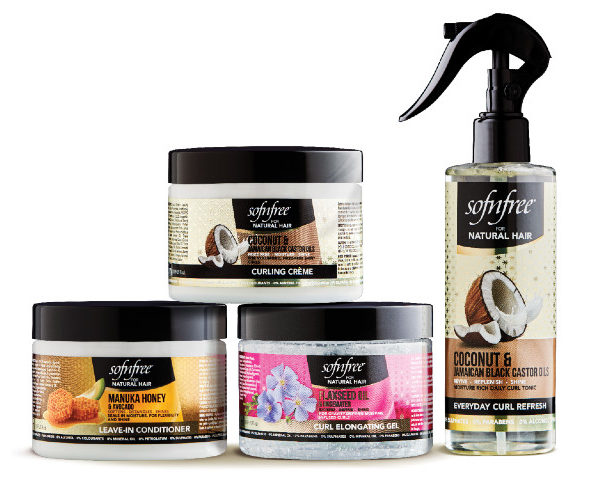 4x Sofn' Free Naturals Sets to be Won in Free Prize Draw
